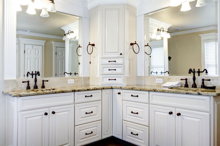 Top 3 Things to Consider When Buying a Corner Cabinet
