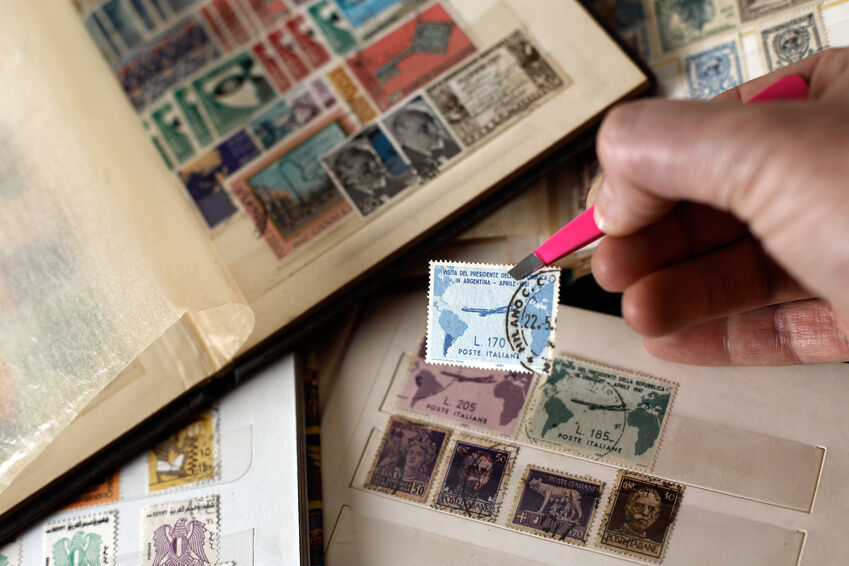 How to Start an Official Stamp Collection
