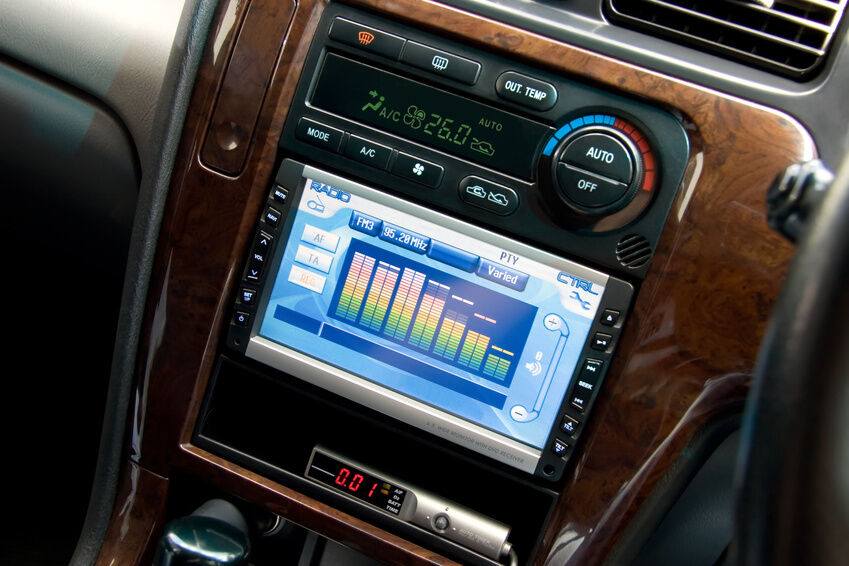 Elements of a Modified Car Audio System