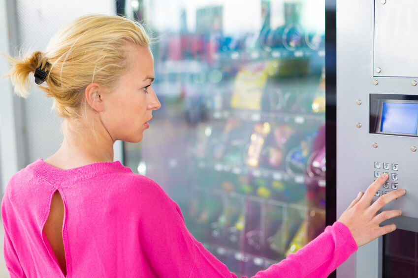 How to Put a Vending Machine in a Business