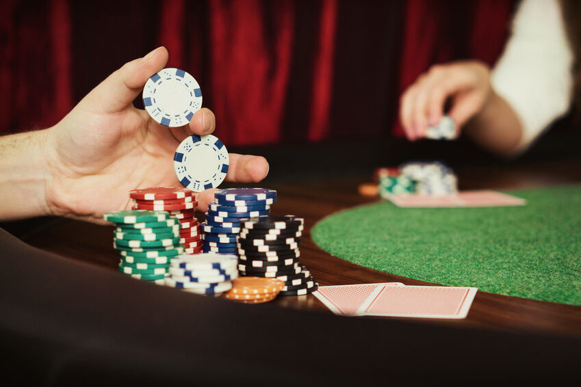 tricks to poker