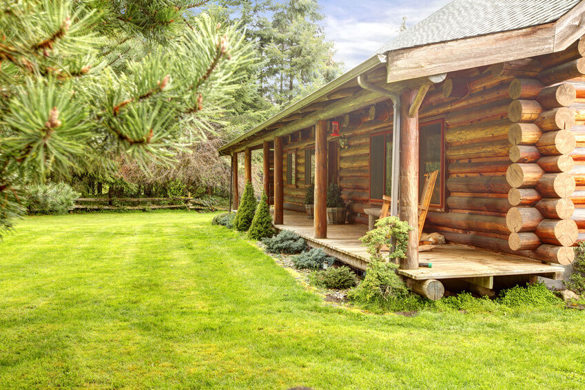 How to build a small log cabin ebay - How to build a small cabin ...