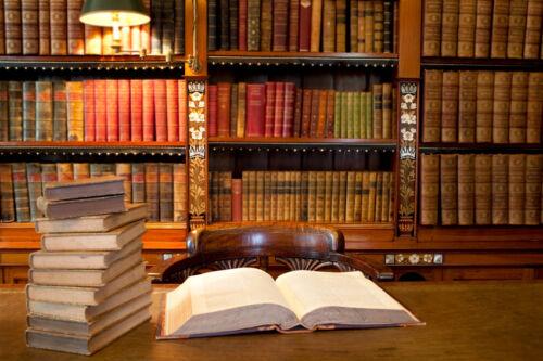 Wissenswertes für Sammler von antiquarischen Büchern aus der 1. Hälfte des 19. Jahrhunderts