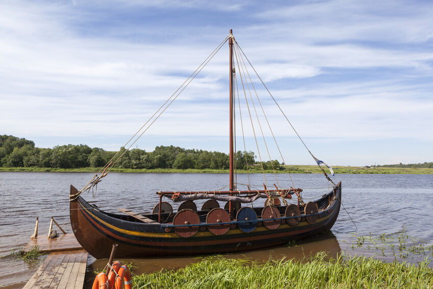 How to Build a Viking Boat | eBay
