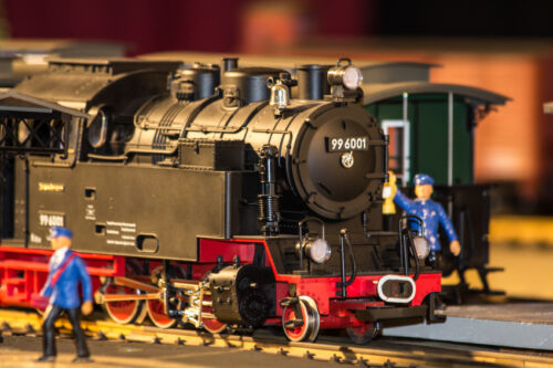 How to Buy the Right Parts for Your Model Steam Train