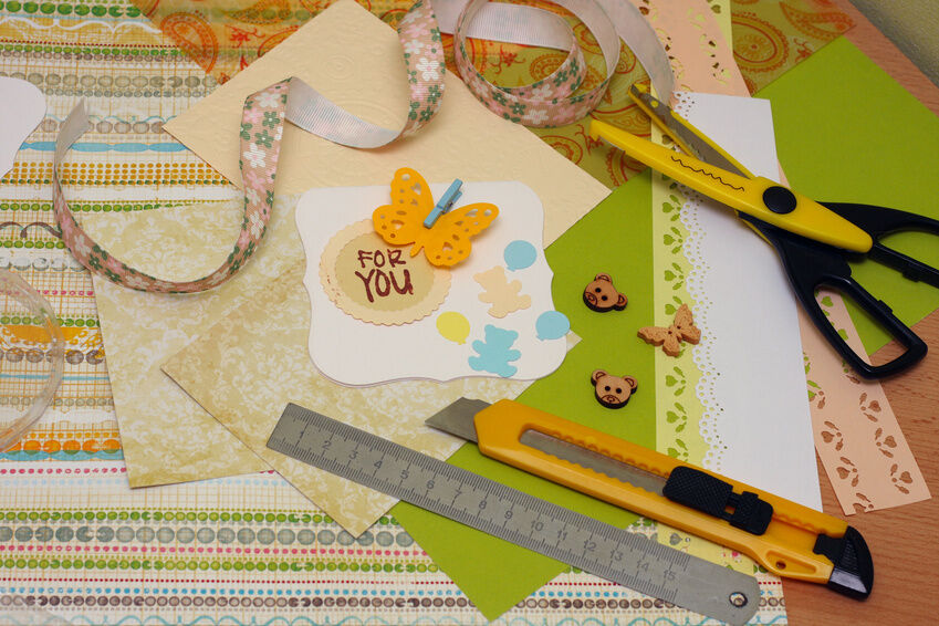 Craft Ideas With Peel-offs