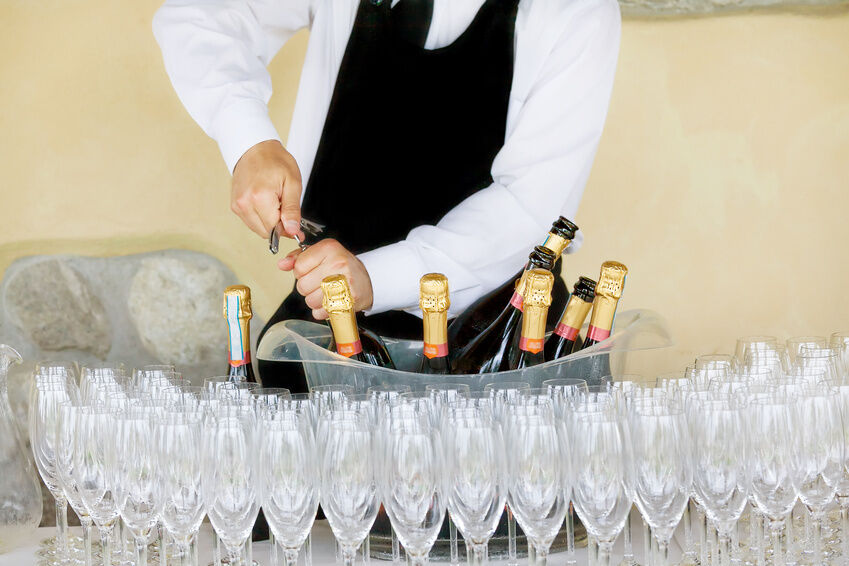 How to Recork a Champagne Bottle