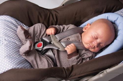 Warum Eltern an einen Sitzschutz beim Autokindersitz denken sollten