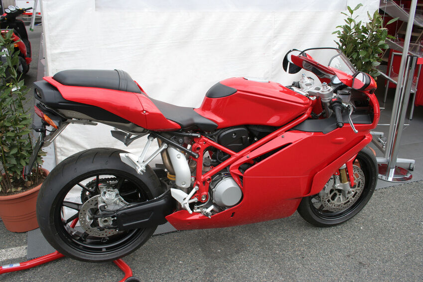 Your Guide to the Ducati 1098