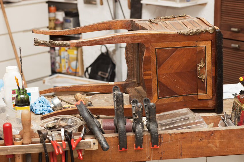 How to Restore Vintage Furniture