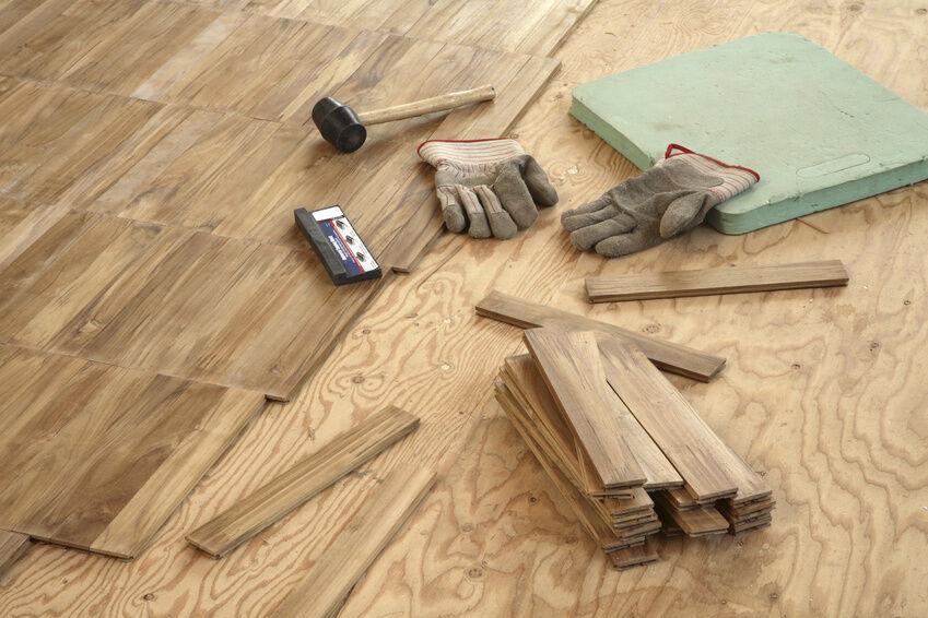 How to Restore Wooden Floors