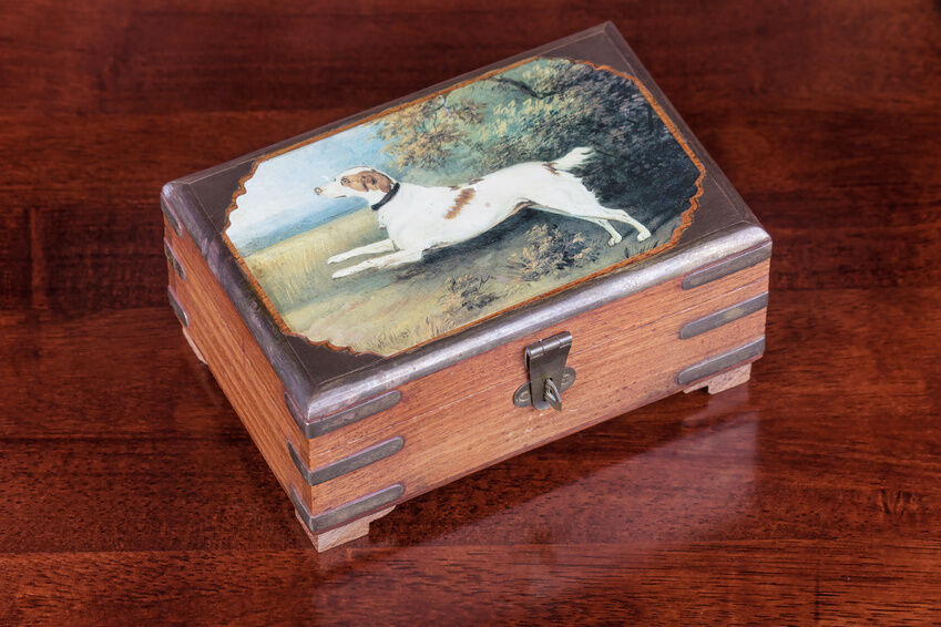 Antique Wooden Boxes: What to Look For