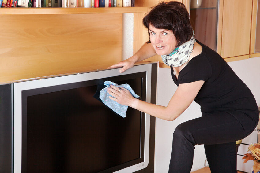 How to remove scratches from a flat screen tv ebay How to clean flat screen tv home remedies
