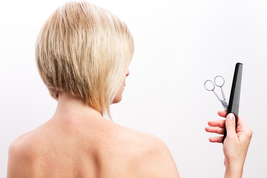 How to Do an A-Line Haircut
