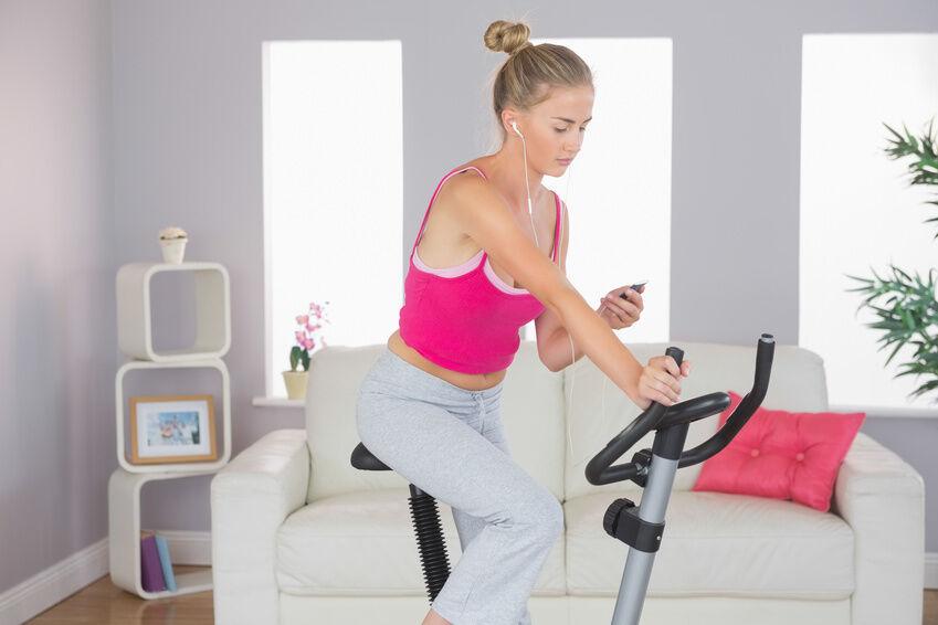Das private Fitness-Studio zu Hause: In Form kommen mit dem Heimtrainer