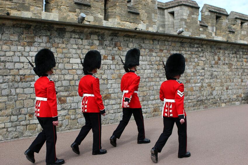 The Complete Guide to Scots Guards Memorabilia