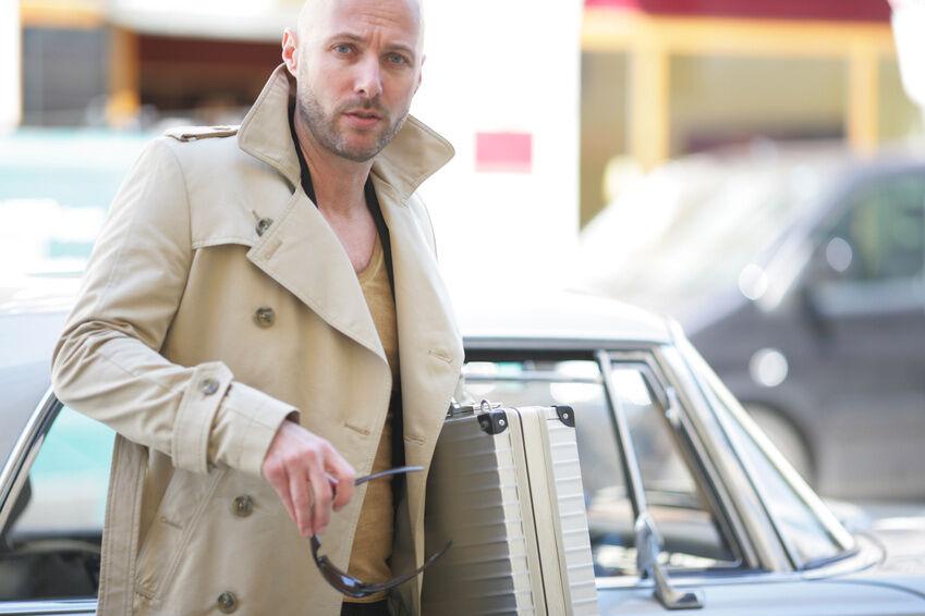 Für Wind und Wetter: Wann sollte Mann den Trenchcoat tragen?