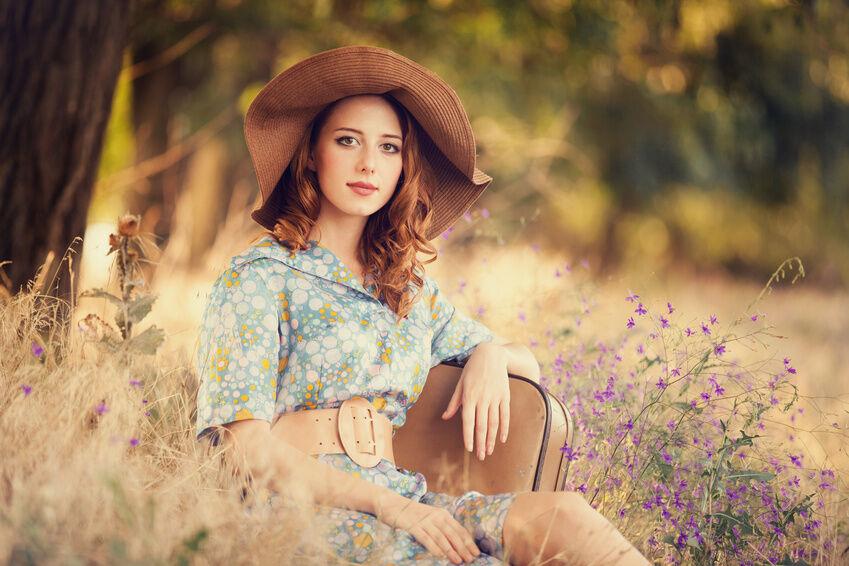 Der perfekte Retro-Look: Oldschool-Sommerkleider für Damen