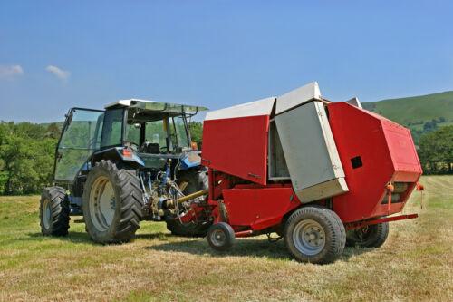 Ratgeber zum Kauf von Ballenpressen für die Arbeit mit dem Traktor
