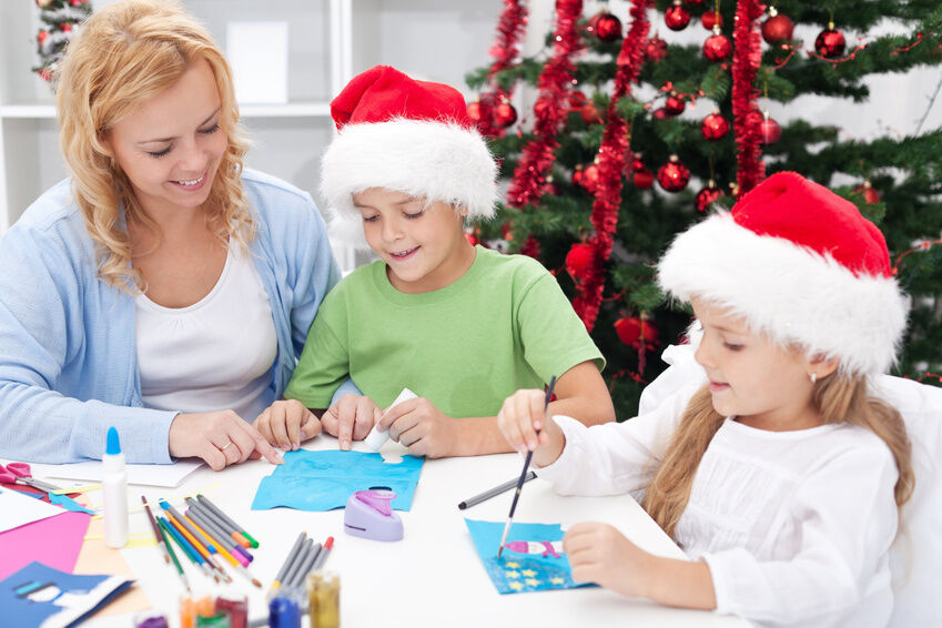 Ideas for Making Home-made Christmas Cards