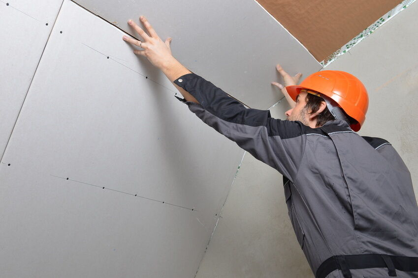 How to Install Plasterboard