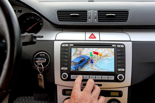How to Update the Maps on Your Car's GPS