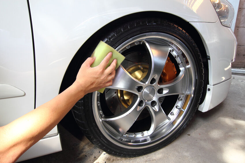 Top 3 Products to Care for Car Wheels