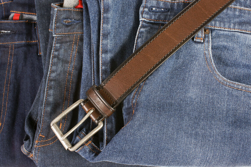 How to Clean a Silver Belt Buckle