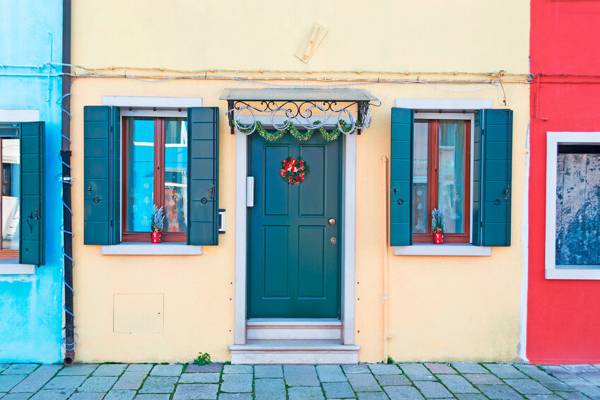 Your Guide to Choosing a Composite Blue Door