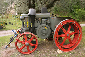 what to look for in antique tractors ebay. Black Bedroom Furniture Sets. Home Design Ideas