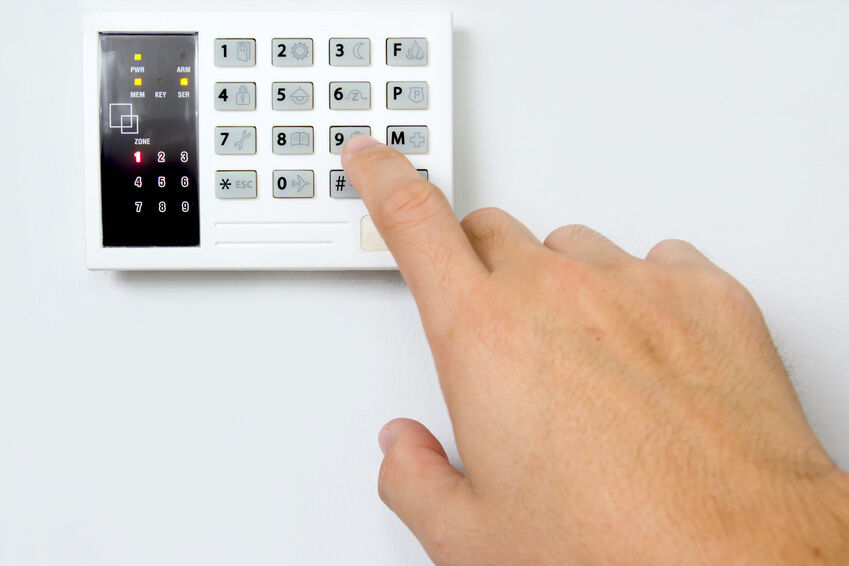 Your Guide to Installing a Home Security Keypad