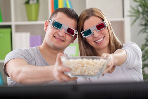 How to Watch 3D on a Sony Bravia