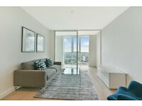 BRAND NEW LUXURY 1BED, 1BATH 33RD FLR PRIVATE WINTER GARDEN 495 SQ FT in Nine Elms VAUXHALL