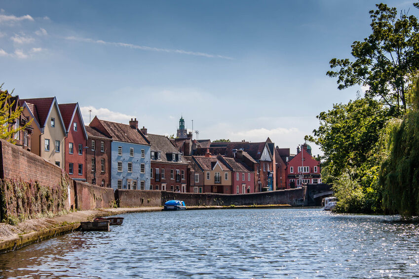 Top 3 Reasons to Visit Norwich