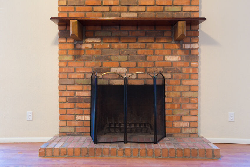 iron fireplace cover. How to Make a Fireplace Cover  eBay