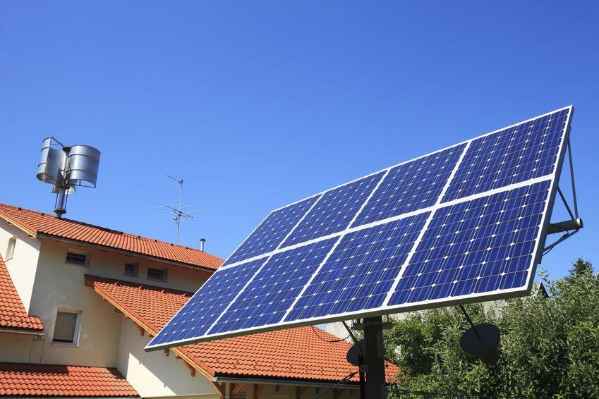 Dieses Material benötigen Sie für die sichere Befestigung Ihrer Fotovoltaik-Anlage
