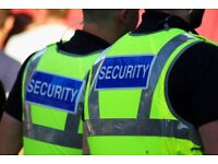 **SECURITY GUARD WANTED - SWINDON -£9 PER HOUR - UNTIL CHRISTMAS** NO WEEKDENDS**