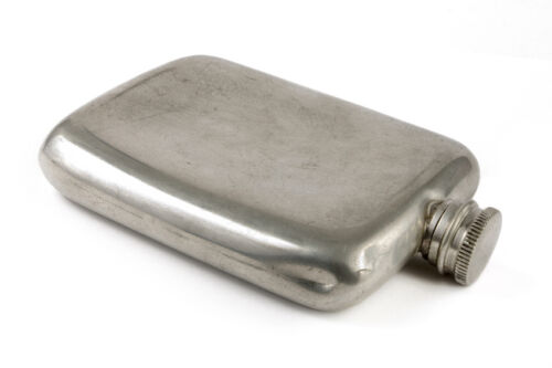 Antique Solid Silver Flask Buying Guide