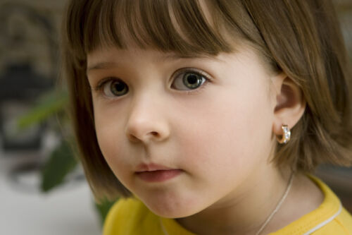 Children's Gold Jewellery