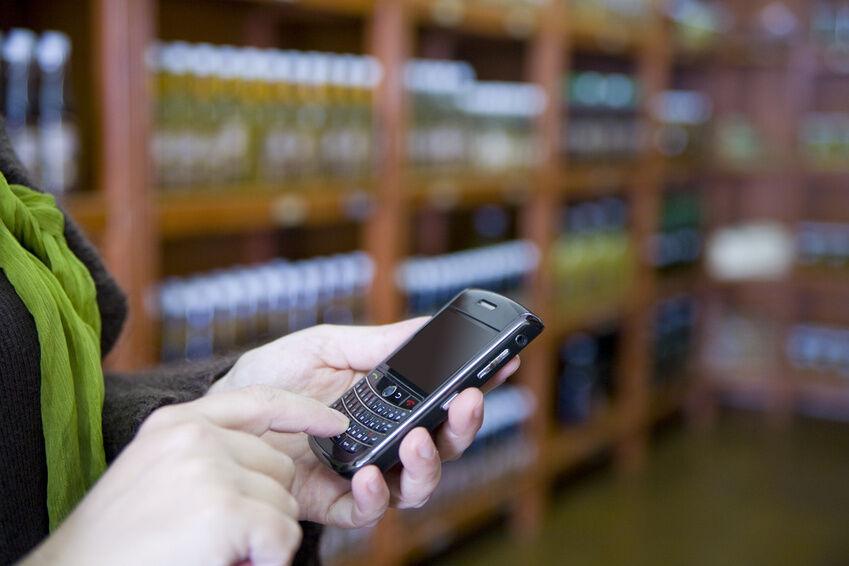Mobile Tester: Blackberry Bold im Vergleich zu anderen Smartphones
