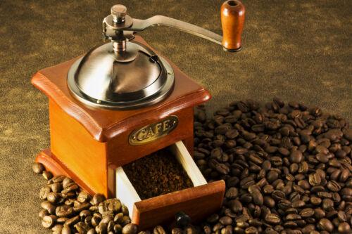 Kaffeemühlen - Relikte aus der guten alten Zeit
