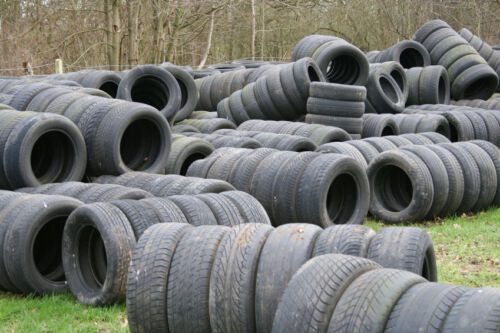 How to Recycle Tyres
