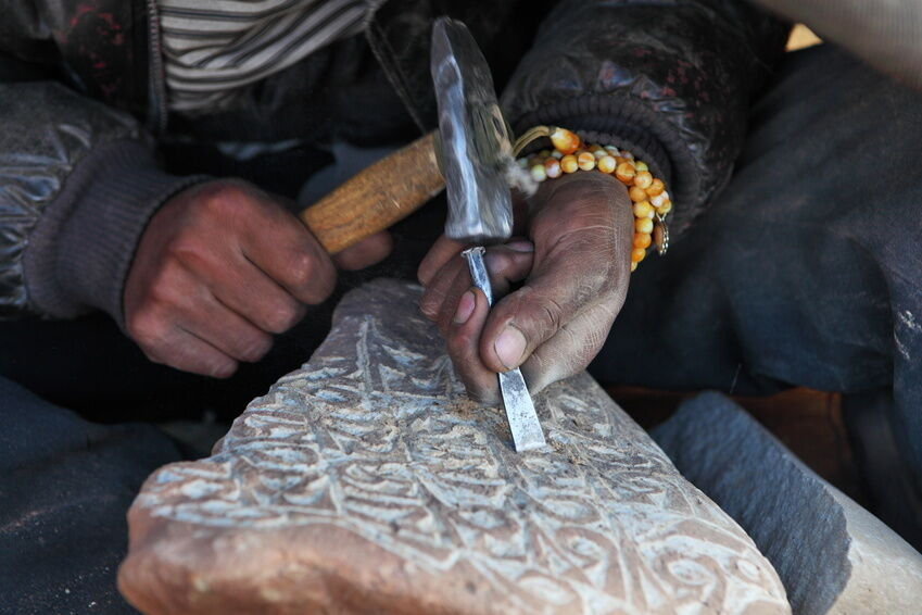 What to Look for in Vintage Tibetan Crafts