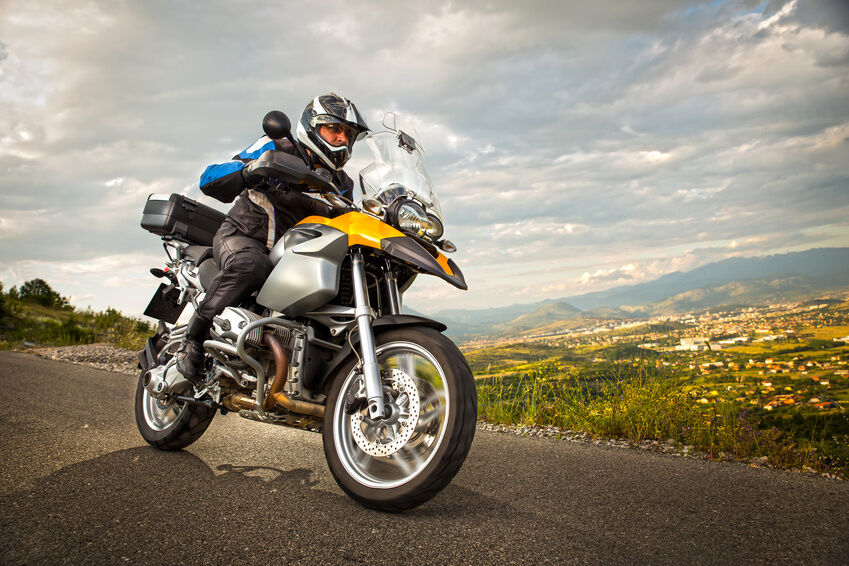 Darauf sollten Sie beim Kauf einer Motorradjacke achten