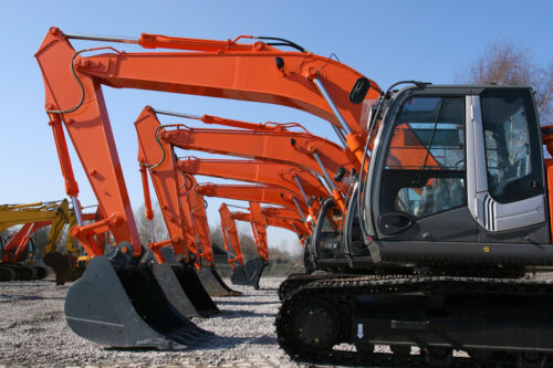 How to Find Used Construction Diggers on eBay