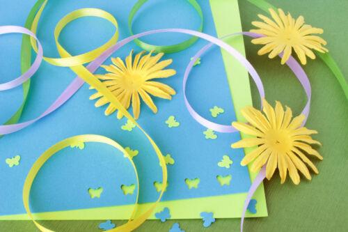 Tipps zur Auswahl von Bastelpapieren: Etappen- & 3D-Bogen mit unterschiedlichen Motivdesigns