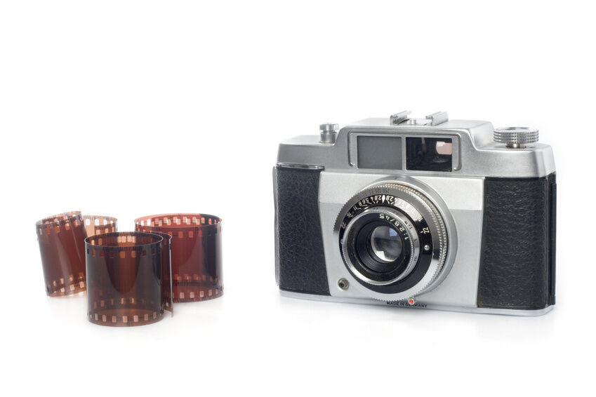 How to Use a 35mm Film Camera | eBay
