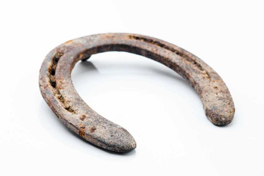 Antique horseshoe buying guide ebay for Where to buy used horseshoes