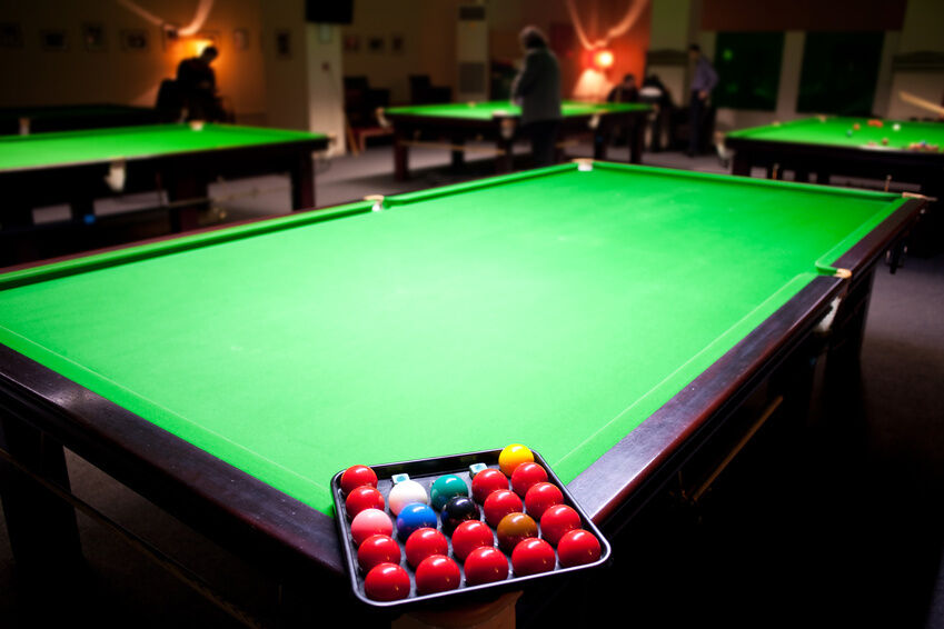 Snooker Und Pool