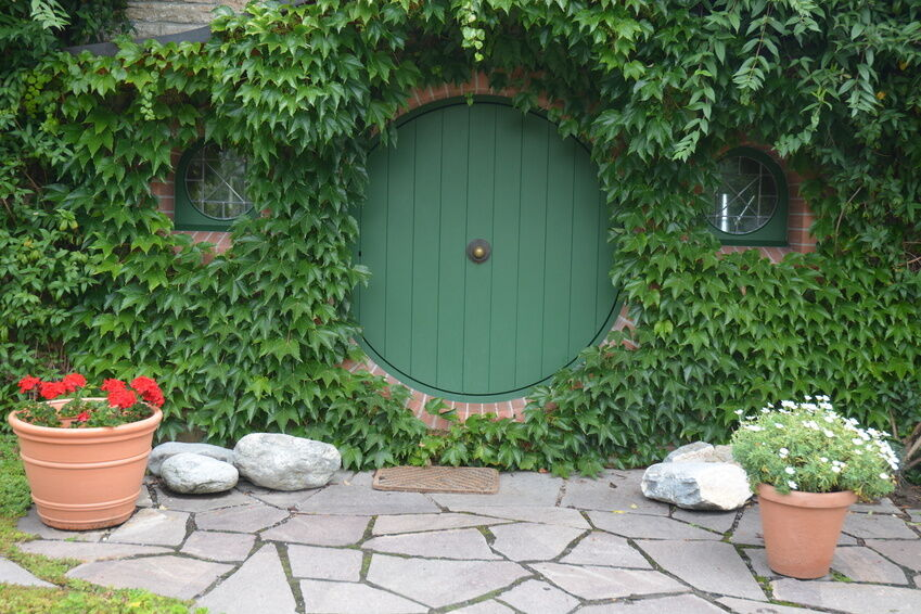 How To Build A Hobbit Door Ebay